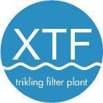 Uređaj s aerobnim i anaerobnim procjednim filterom za pročišćavanje otpadnih voda.