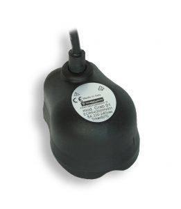 CRAB je namjenjen za kontrolu prisustva vode na podu.